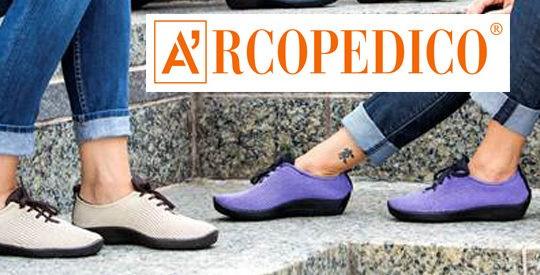 W sprzedaży wyjątkowe buty Arcopedico