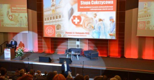 V Międzynarodowa Konferencja Stopa Cukrzycowa
